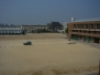 高校の新校舎(2009年4月20日)